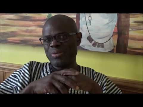 The difference between an African Griot and a Storyteller| Usifu Jalloh|