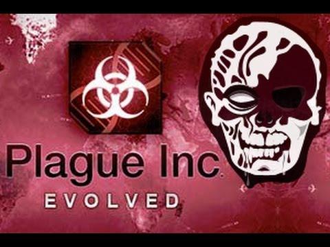 геймплей Plague Inc Evolved