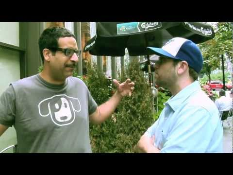 Dinner With TJ -  S2E9 -  Erik Griffin PT 1