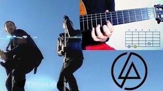 WHAT I´VE DONE -  Link Park - Aula de violão