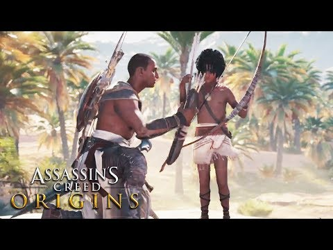 Assassin's Creed Origins Khemu's Death