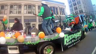2019 St Patrick's Scranton Parade Segment 9