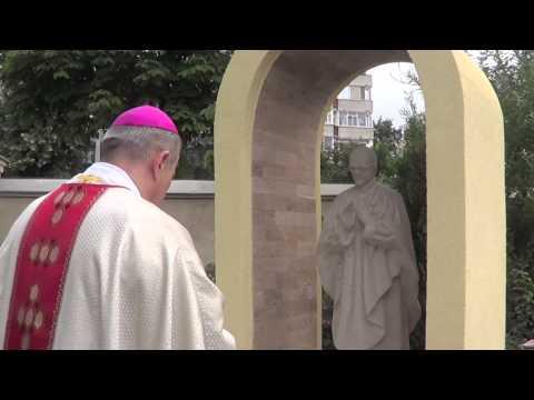 부카레스트 대성당에 호세마리아 성인의 성상이 모셔지다