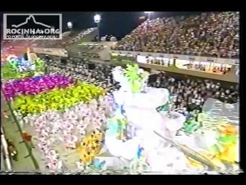 DESFILE Acadêmicos da Rocinha 1997
