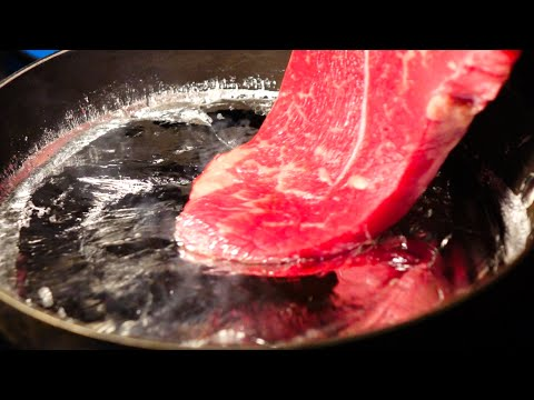 Molten Aluminum Vs Steak