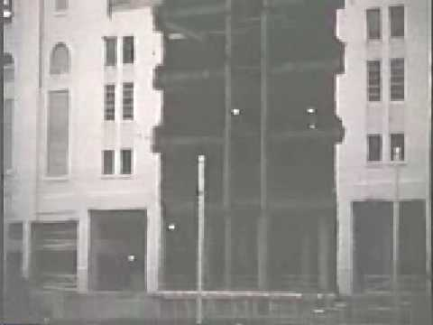 yankee stadium - Rare Super 8 footage of Yankee Stadium under renovation, 1974 and 1975.