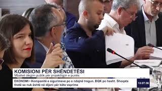 RTK3 Lajmet e orës 13:00 19.07.2019