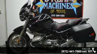 7. 2002 BMW  R 1150 *Manager's Special* - Dream Machines of ...