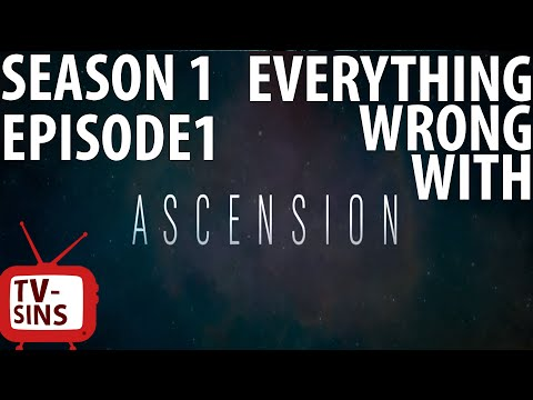 Everything Wrong With Ascension: Season 1, Episode 1 In 11 Minutes Or Less