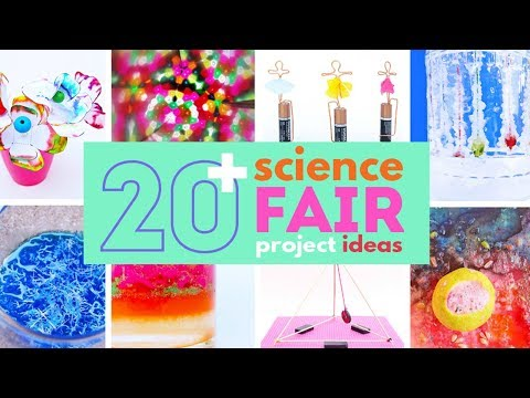 20+ Science Fair Projects That Will Wow The Crowd