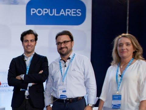 Intervención de Pablo Zalba en la 21 Interparlamentaria Popular