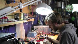 Toon Nelissen & Jeroen Peelaerts – prototypage avec Arduino