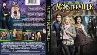 R.L. Stine's Monsterville: The Cabinet of Souls (2015) Movie Review