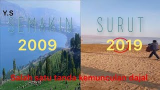 Video Perkembangan Surut nya Danau Tiberias / Danau Galilea  Akhir 2018 (Remaster) MP3, 3GP, MP4, WEBM, AVI, FLV Maret 2019