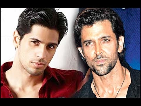 Hrithik Roshan Upset Over Sidharth Malhotra Replac