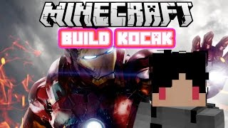 Video Minecraft Indonesia - Build Kocak (19) - Robot! MP3, 3GP, MP4, WEBM, AVI, FLV Oktober 2017