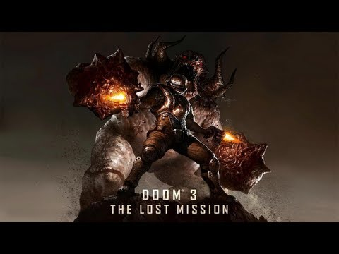 Doom 3: The Lost Mission Walkthrough (HD)