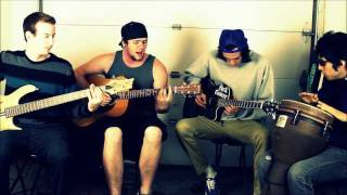 REBELUTION - SAFE AND SOUND (DUBSTREET ACOUSTIC COVER)