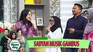 Video Amazing Keluarga Mama Amy Kedatengan Sabyan Group Musik Gambus - RMA (25/5) MP3, 3GP, MP4, WEBM, AVI, FLV Juni 2018