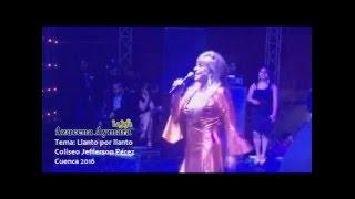 Azucena Aymara (En vivo, 2016)