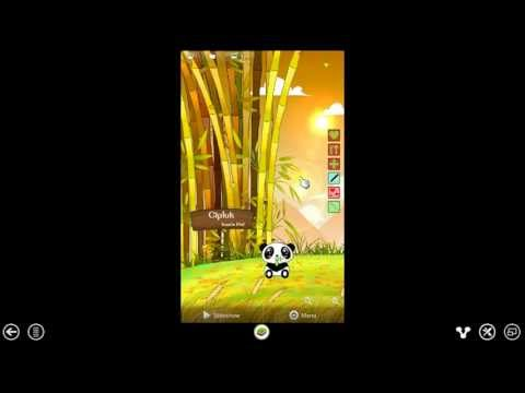 Video of Panda Pet Live Wallpaper