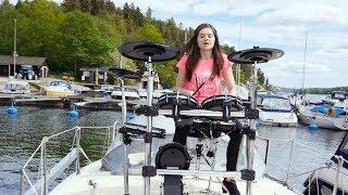 Video Alan Walker ft. Gavin James - Tired - Drum Film Cover | By TheKays download in MP3, 3GP, MP4, WEBM, AVI, FLV Mei 2017