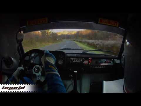 Szauer-Rácz Lada 2105 Ózd Rally 2016.SS4.-Lepold Sportvideo