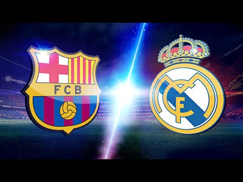 Real Madrid Vs Fc Barcelona - El Clasico Match And Highlights Facts
