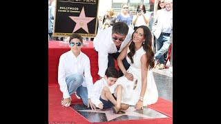 Simon Cowell's Family - 2018 (Son Eric Cowell & Girlfriend Lauren Silverman)   World Star