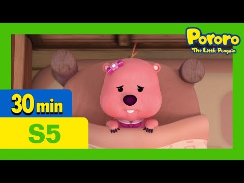 Pororo English Episodes l Get Well Soon, Loopy l S5 EP13 l Learn Good Habits for Kids
