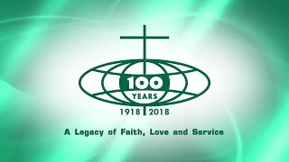 100th Anniversary of Armenian Missionary Association of America (AMAA)