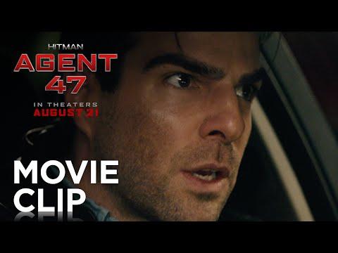 Hitman: Agent 47 (Clip 'Sniper')
