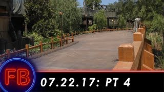 FINAL update from Rivers of America  07-22-17 Pt. 4 [DL]After enjoying a virtual walk on for Indiana Jones Adventure: Temple of the Forbidden Eye, we had to Tom Sawyer Island for our final update on the Rivers of America before seeing it live and complete next week.  Things are looking good!Support us on Patreon: http://bit.ly/2mMJoQMFresh Baked Presents: http://bit.ly/2e7kh6jLady Romey: http://bit.ly/28Zk9U8Duke of Dork: http://bit.ly/29m1RMASpecial thanks to our Producers:Robert J. HoltzEvan LaytonFind us also at:  Web: http://www.freshbakeddisney.comTwitter: @frshbakeddisneyFacebook: facebook.com/freshbakedandstuffInstagram: @FreshBakednstuff and @FreshBakedWDWSend us mail at PO Box 1519, Tustin, CA 92781Intro music courtesy of Kevin MacLeod and incompetech.com.Fresh Baked is the leading authority on how to have a good time at  Disneyland.  We provide weekly reports from the parks, special features about the secrets and history, news, top 10's and more!  Subscribe today to get the best of Disney baked fresh daily.