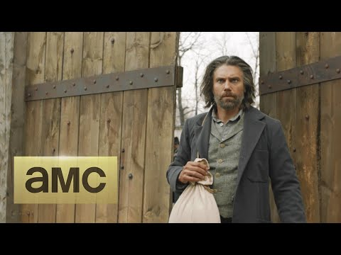 Hell on Wheels Season 4 (Promo 'Gates')