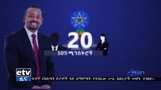 #EBC ኢቲቪ 4 ማዕዘን የቀን 6 ሰዓት አማርኛ ዜና…መጋቢት 23/2011