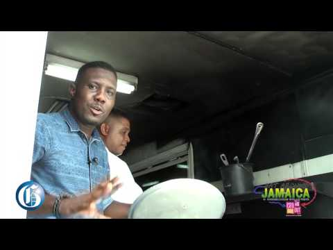 EAT AROUND JAMAICA: Hugley Chuck on the move