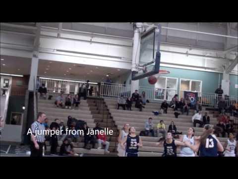 Women's Basketball Highlights vs. UMass Dartmouth