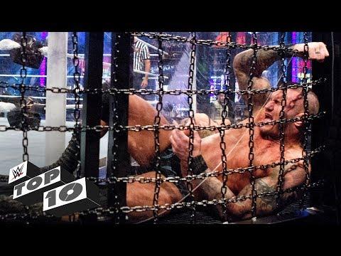 Shocking Elimination Chamber pod collisions: WWE Top 10, Feb. 24, 2018