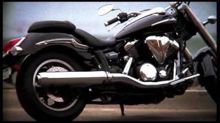 8. V Star 950, Yamaha 2012