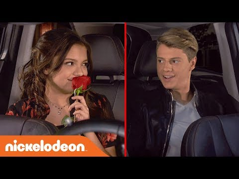 Jace Norman & Cree Cicchino's Valentine's Day Tips 💖    Henry Danger & Game Shakers   Nick