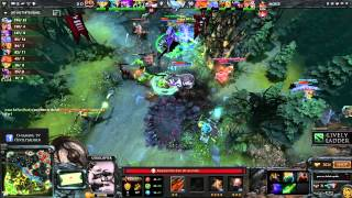 West Qualifiers TI3 Grand Final - Mouz vs DD - Game 4
