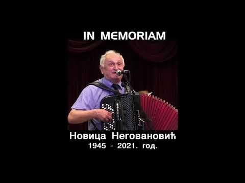 IN MEMORIAM- НОВИЦА НЕГОВАНОВИЋ