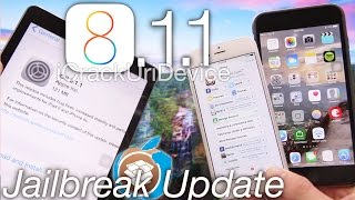 IOS 8.1.1 Jailbreak IOS 8 Update, Release Patches Pangu IOS 8.1 IPhone 6 Plus, IPad Jailbreak&More