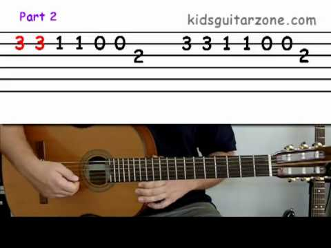 Guitar guitar tablature twinkle twinkle little star : Guitar : 1 string guitar tabs 1 String Guitar Tabs along with 1 ...