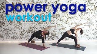 Video Power Yoga Workout : Learning to Listen MP3, 3GP, MP4, WEBM, AVI, FLV Maret 2018