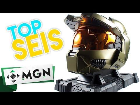 Top Ediciones Coleccionista (Halo Call of Duty Metal Gear) | MGN en Español (@MGNesp) (видео)