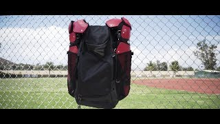 E610CBP CATCHER'S BACKPACK TECH VIDEO (2018)