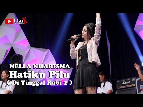 Video NELLA KHARISMA - HATIKU PILU ( DITINGGAL RABI 2) download in MP3, 3GP, MP4, WEBM, AVI, FLV January 2017