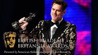 Video Jim Carrey acceptance speech at the Britannia Awards MP3, 3GP, MP4, WEBM, AVI, FLV November 2018