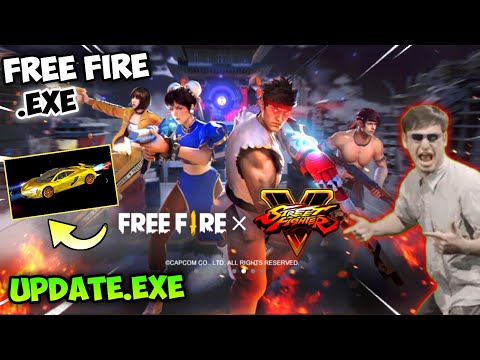 FREE FIRE.EXE - NEW UPDATE.EXE (ff exe)